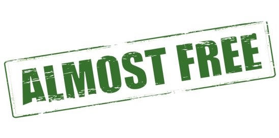 Almost Free - canstockphoto27172572