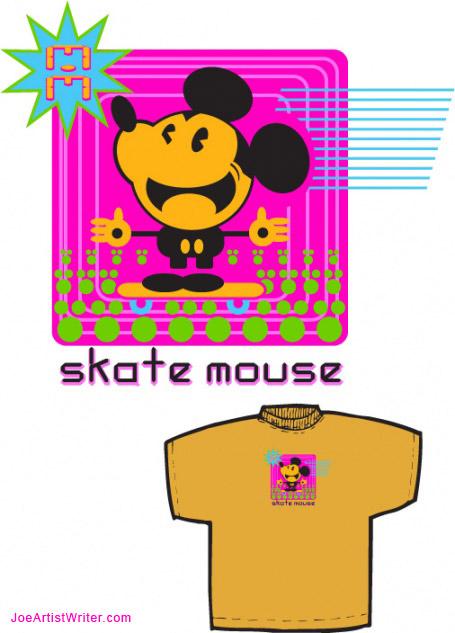Skate Mouse
