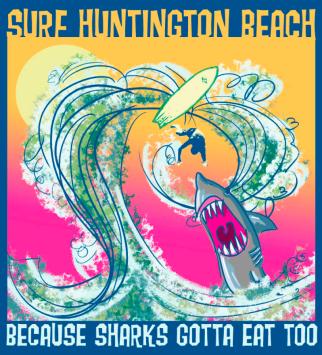 """""""Sharks Gotta Eat"""""""