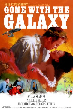 """Gone With The Galaxy"""
