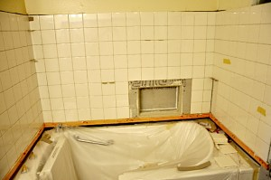 Tile work 2