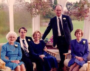 Mom, Joe, Di, Fer and Lola