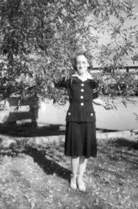 Mom -- Gladys Wahlberg