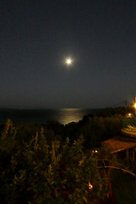 Trip -Moon from Villa Andonis