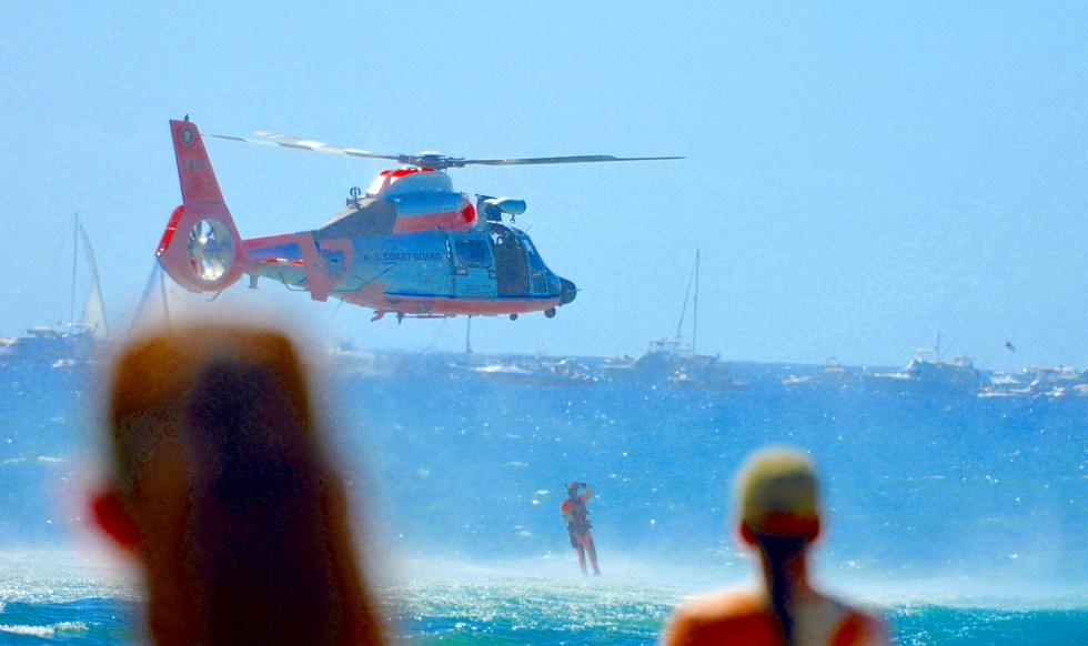 U. S. Coast Guard SAR