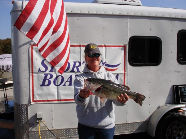 Day 2 Dennis Hanks Chevrolet Big Bass