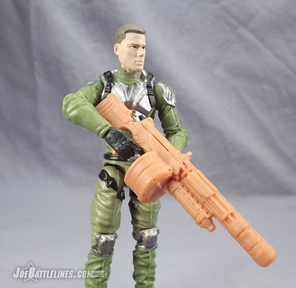 G.I. Joe Retaliation Duke action figure review