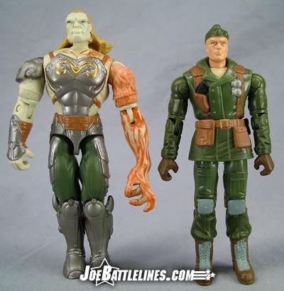 General Abernathy & Venomous Maximus