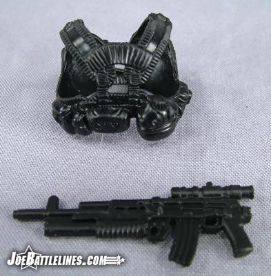 Night Force Gung Ho gear
