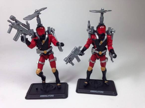 Joe Con 2015 Iron Grenadier Annihilators