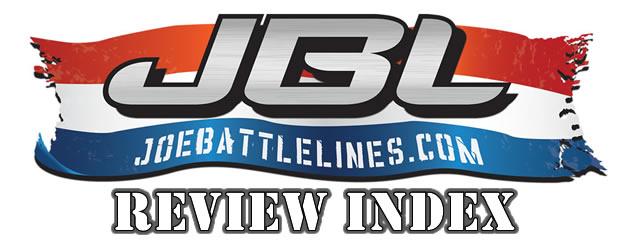 JBL g.i. joe review index