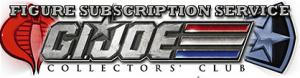 G.I. Joe club figure subscription service