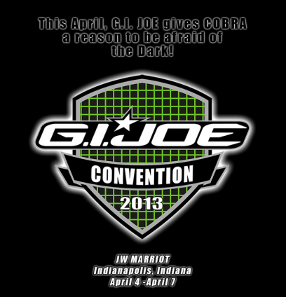 G.I. Joe Collector's Convention 2013