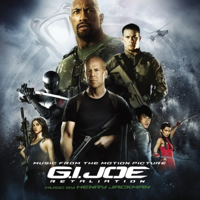 G.I. Joe Retaliation soundtrack score