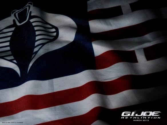 g.i. joe retaliation flag