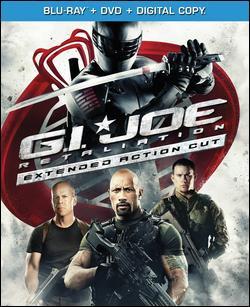 G.I. Joe Retaliation Extended Action Cut