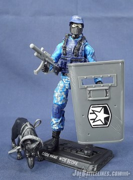 G.I. Joe Collector's Club Figure Subscription Service Widescope
