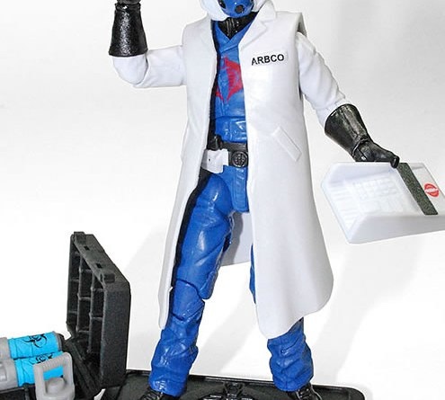 Cobra Lab Rat