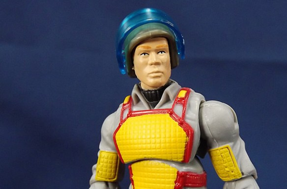 g.i. joe collector's club bombardier preview