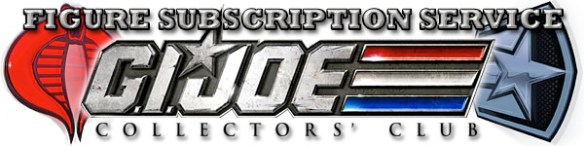 G.I. Joe Collector's Club Figure Subscription Service logo