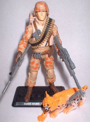 G.I. Joe FSS Spearhead & Max