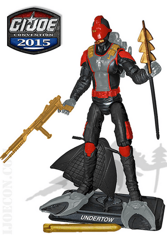 joe con 2015 iron grenadiers undertow