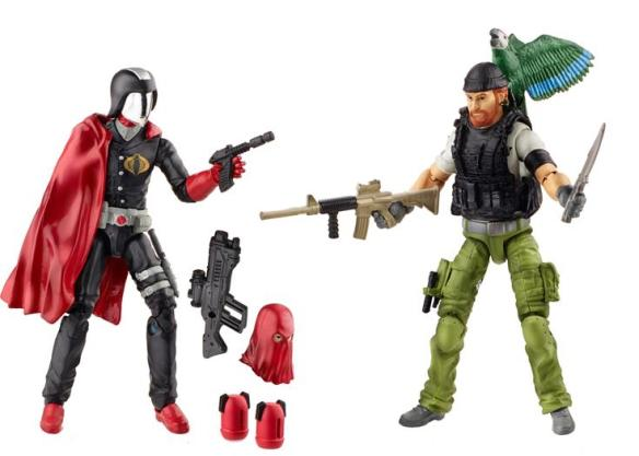 Hunt For Cobra Commander 2pk