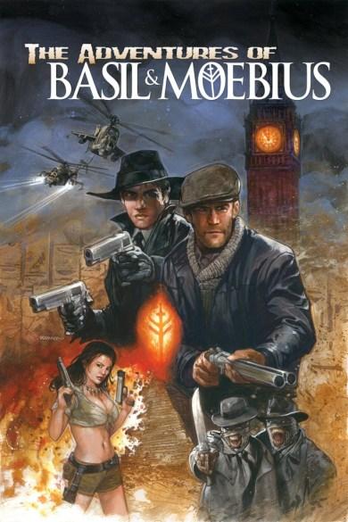 adventures of basil and moebius