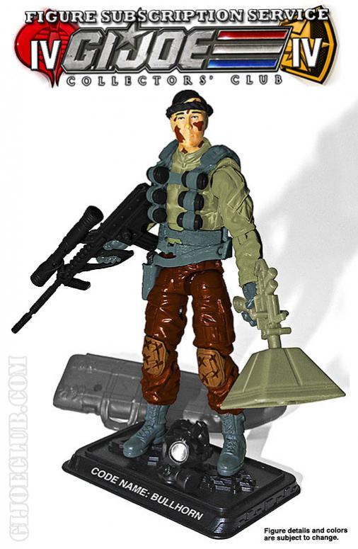G.I. Joe FSS 4 Bullhorn
