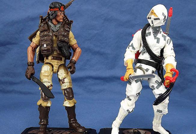 G.I. Joe Classic Clash two-pack
