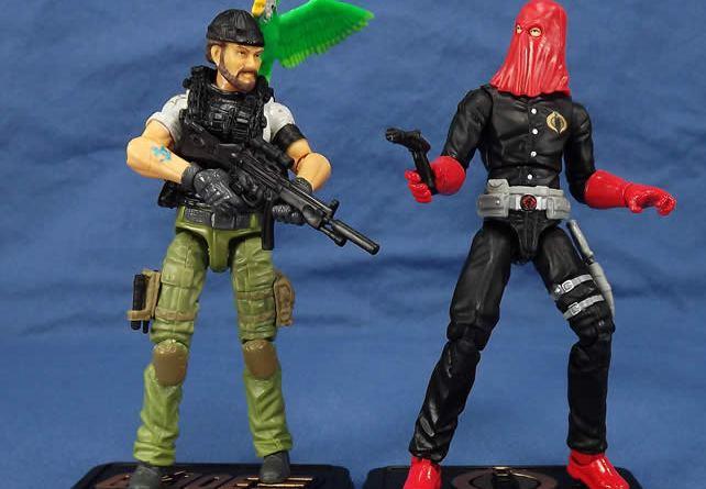 G.I. Joe Hunt for Cobra Commander