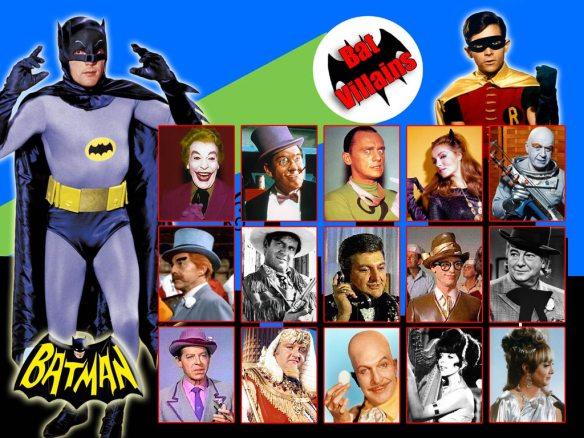 Batman 1960's villains