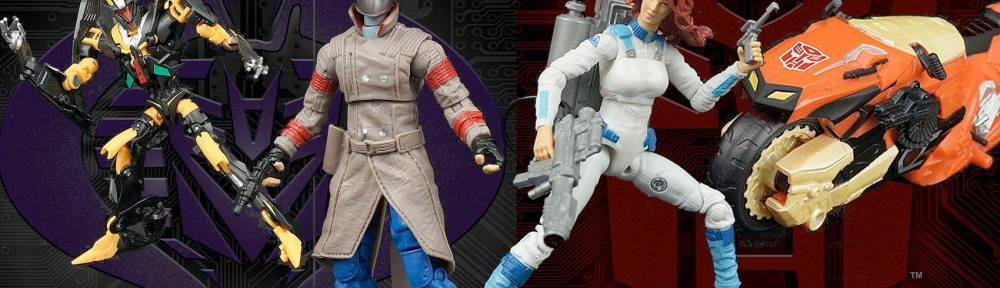 G.I. Joe vs Transformers