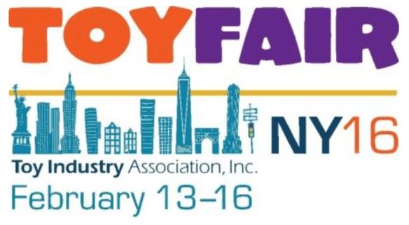Toy Fair 2016
