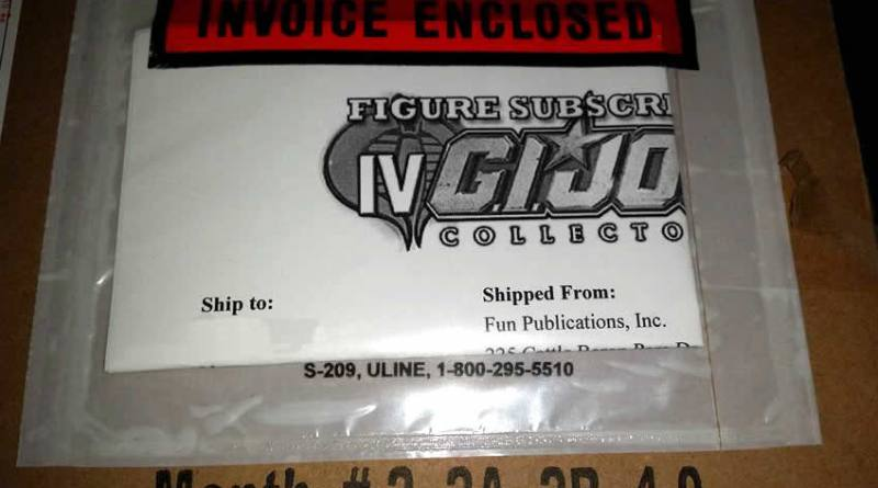 g.i. joe fss 4 shipment 2 box
