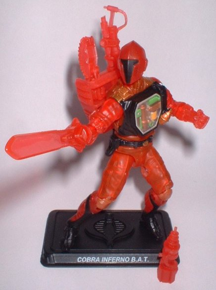 G.I. Joe FSS 4 Inferno BAT front