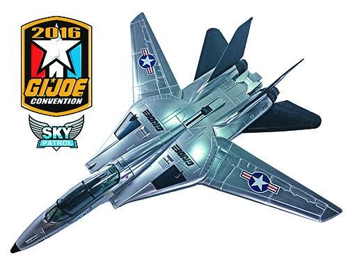 Joe Con 2016 Sky Patrol Skystriker