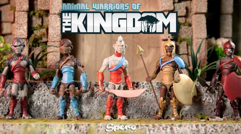 Animal Warriors of the Kingdom Kickstarter