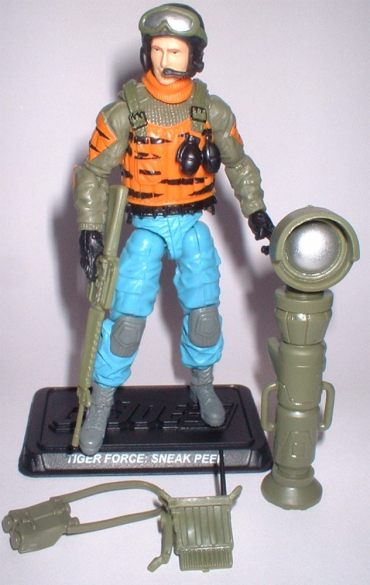 G.I. Joe FSS 4 Tiger Force Sneak Peek