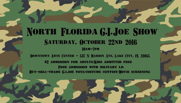 North Florida G.I. Joe Show