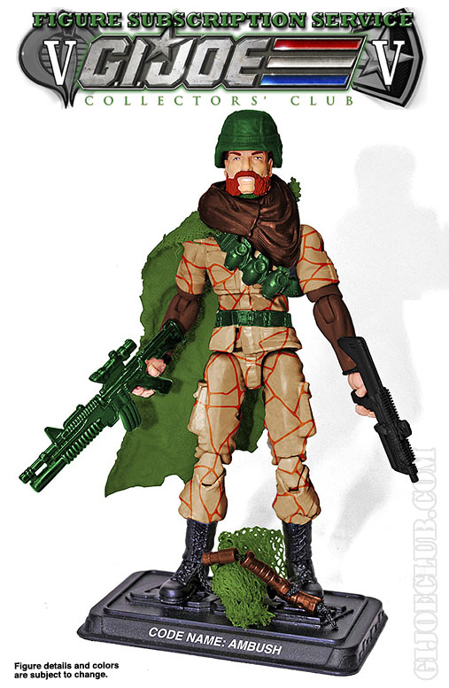 G.I. Joe FSS 5 Ambush