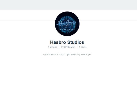 hasbro studios vimeo