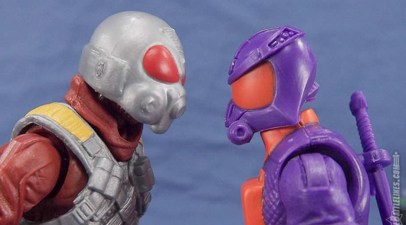 G.I. Joe FSS 5 Battle Corps Viper vs. Charbroil