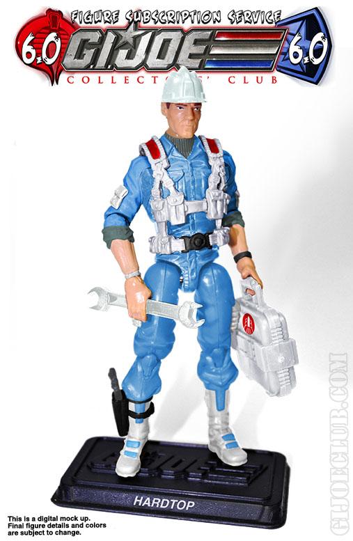 G.I. Joe FSS 6 Hardtop