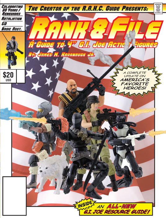 Rank & File vol 3 reprint