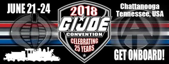 GIJoeCon 2018 banner