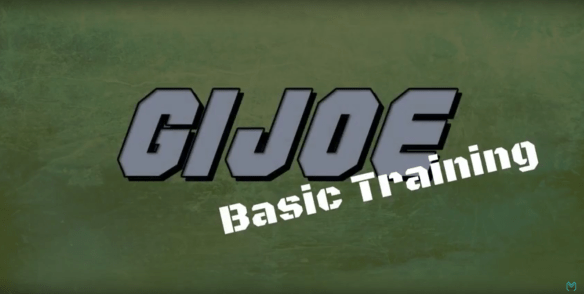 g.i. joe basic training