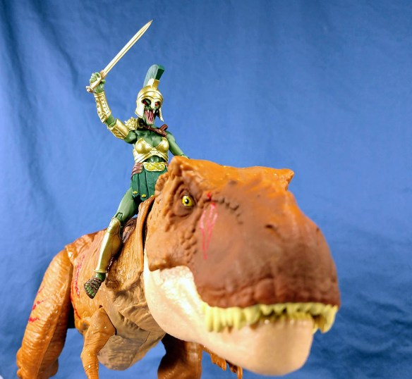Kokomo Toys Vitruvian HACKS Atelis Warrior