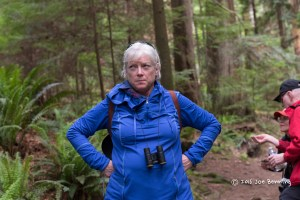 Mary Anne is not Happy with the Forest