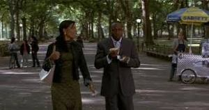Scene from the movie Brown Sugar